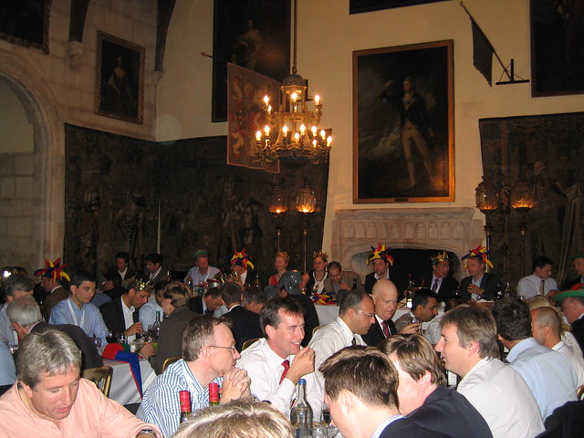 33 Medieval Banquet, Canon POWERSHOT S50