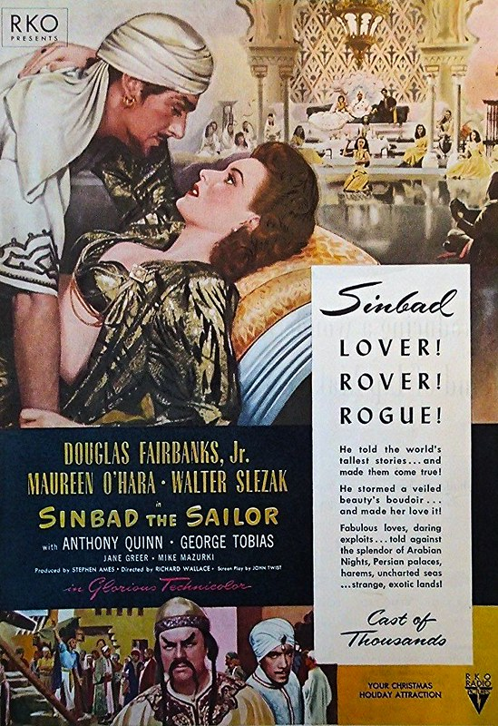 Sinbad, The Sailor - Poster 6