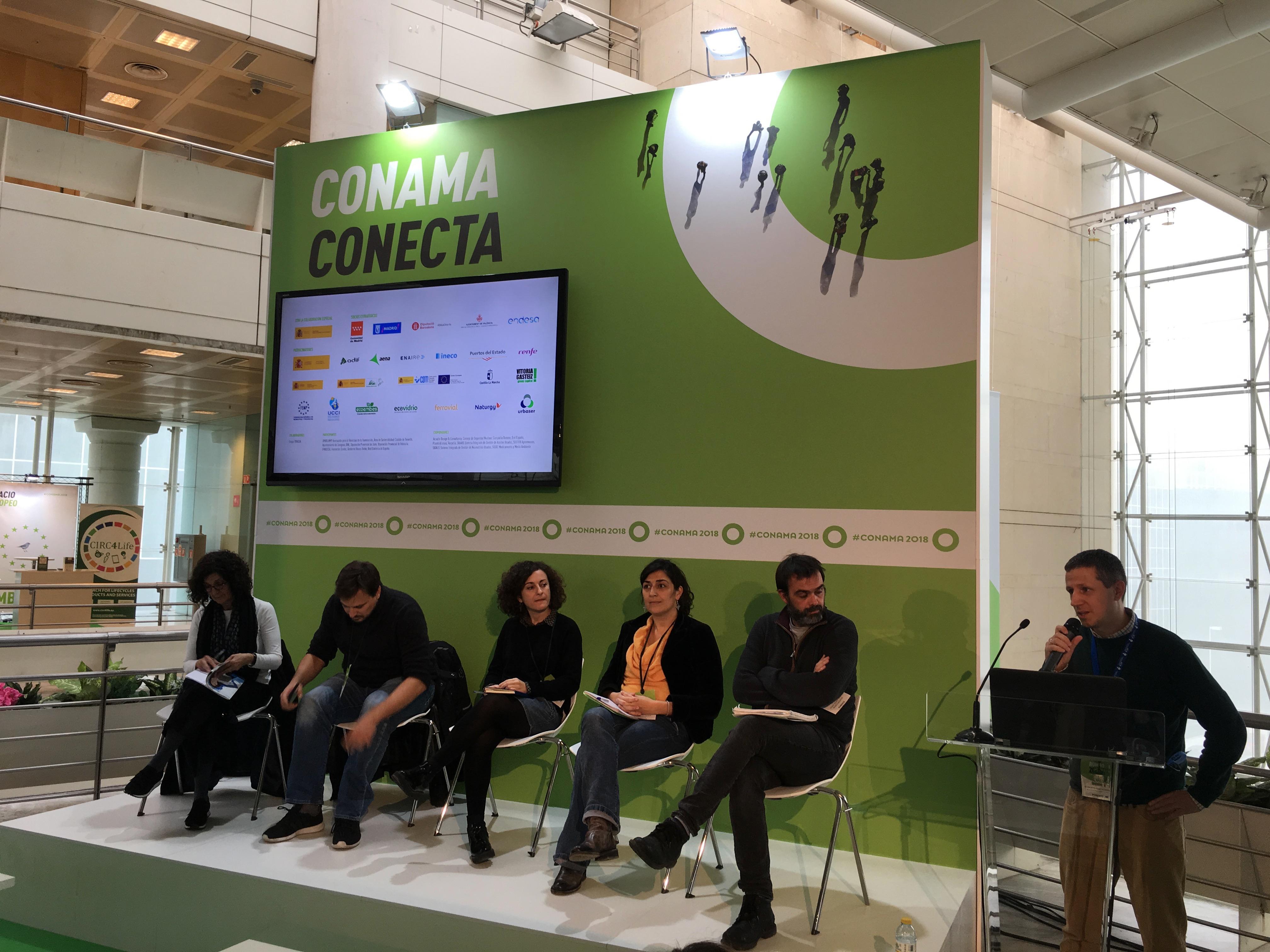 AE38: La realidad del emprendimiento socio-ambiental