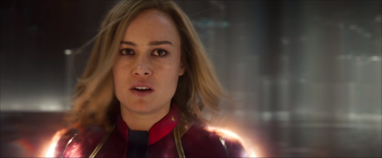 Kapitän Marvel - Brie Larson