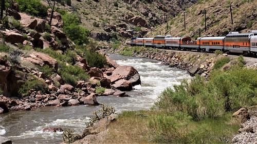 royal gorge bridge park railroad highway 50 canon city colorado