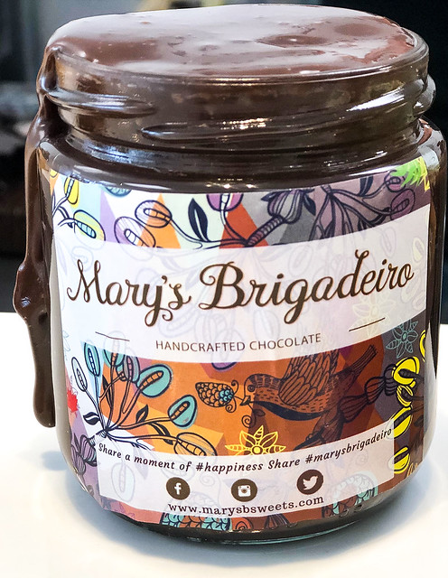 Featured Post: Mary's Brigadeiro At Christmas