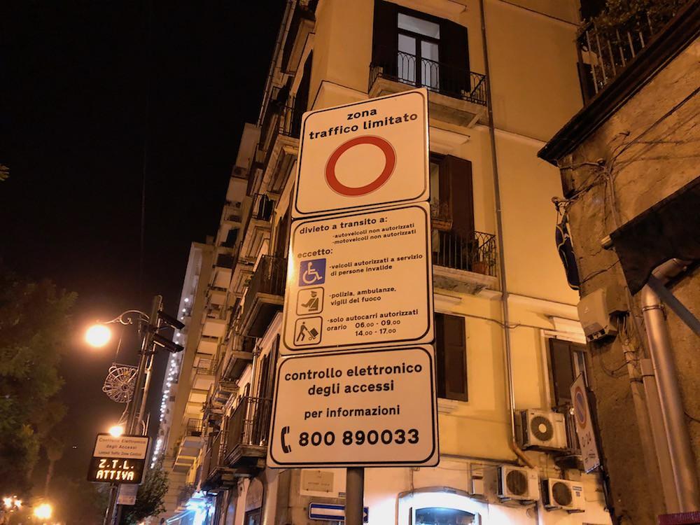 Италия - пробки Падуи, ремонты Феррары