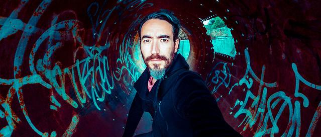 Self Portrait - Graffiti
