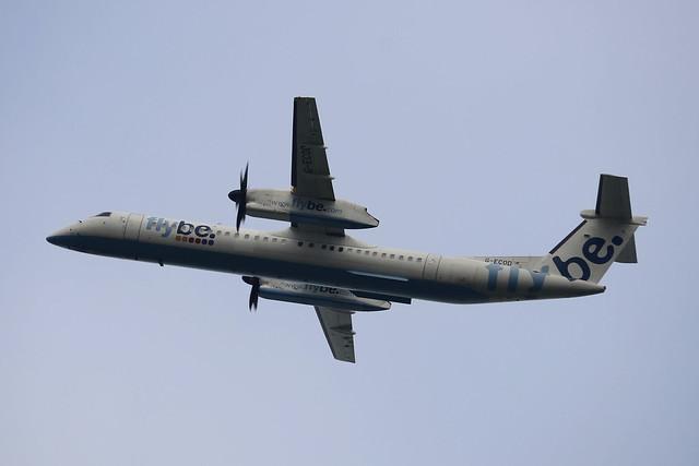 G-ECOD DHC.8-402 Dash Eight