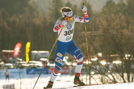 Nováková na bodech! V Ulricehamnu obsadila 24. místo