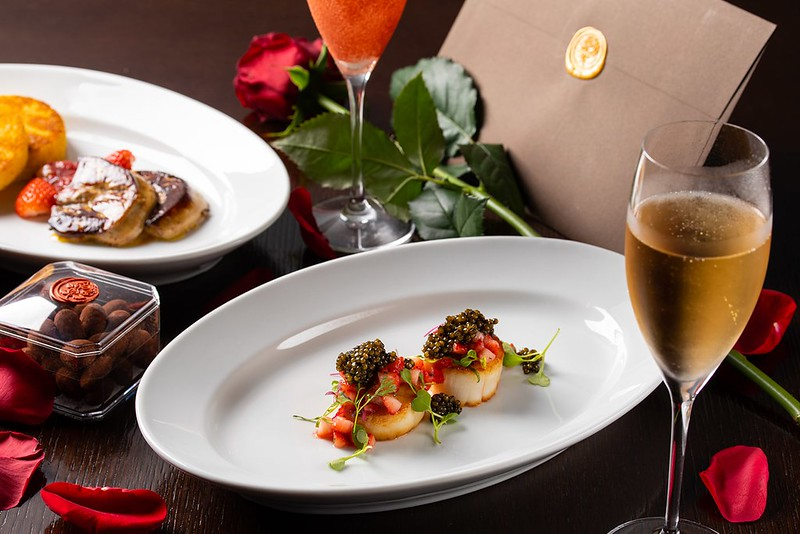 Hyatt Valentine's Course Dinner