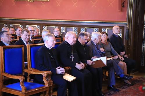 Otwarcie Dni Jana Pawła II na UJ   Abp Marek Jędraszewski, 8.11.2018