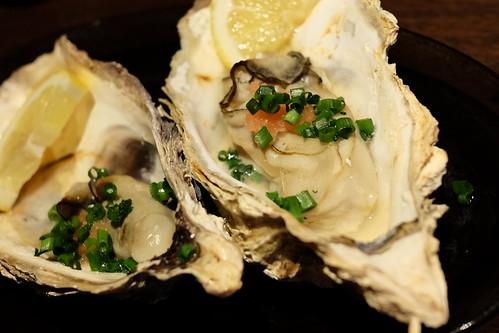 真牡蠣(焼)