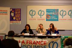 La France insoumise meeting, Belfort, 16 Nov 2018