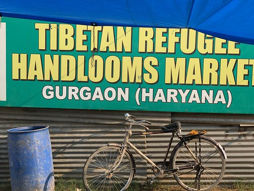 City Hangout - Small Town Tibet, Gurgaon