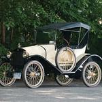 Classic Cars : 1915 Trumbull 15B Cyclecar