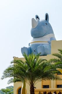 Photo 3 of 10 in the E-DA Theme Park gallery