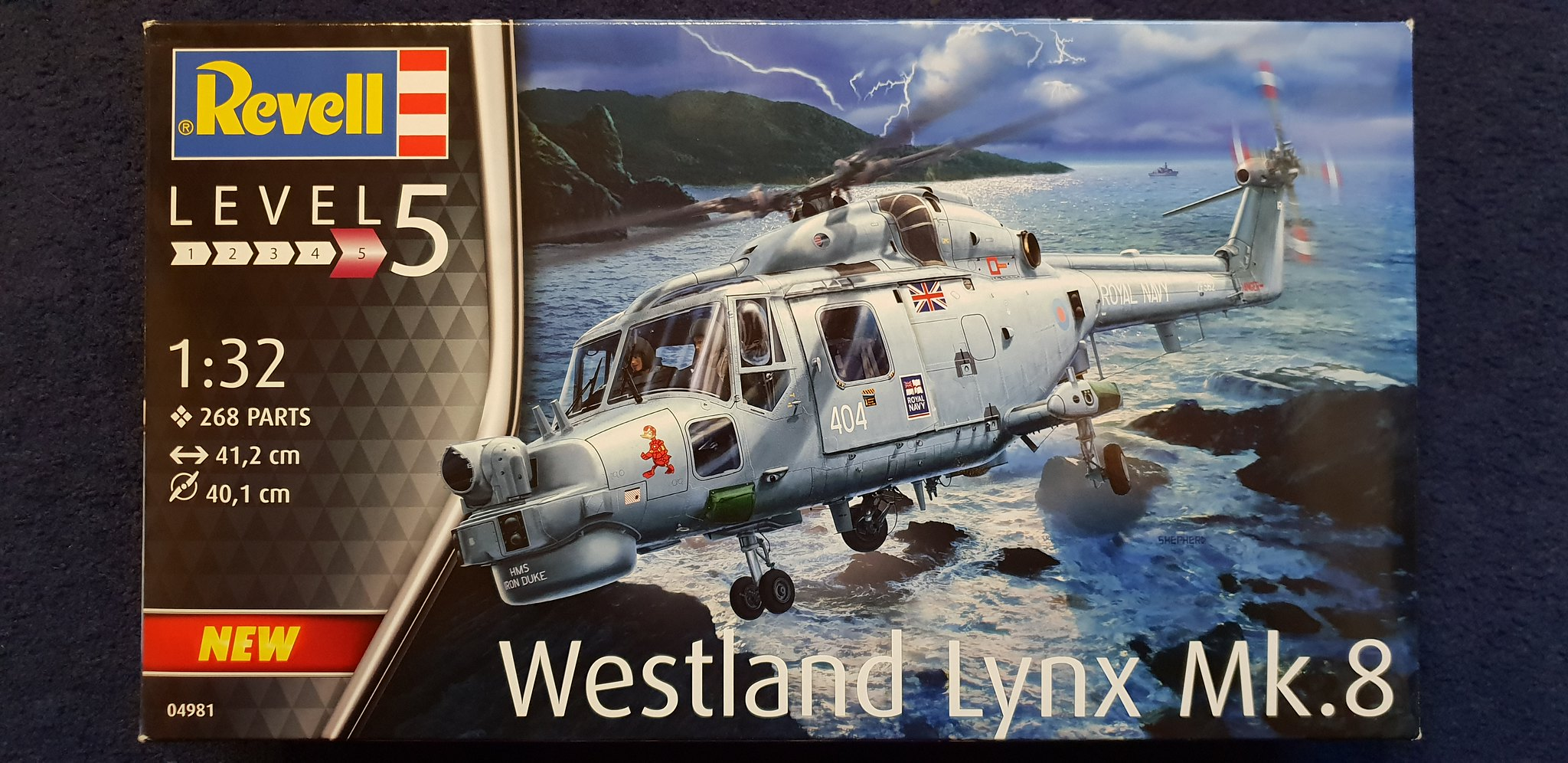 No04981Revellations 132 Westland Mk Lynx 8kit tQsdrCh