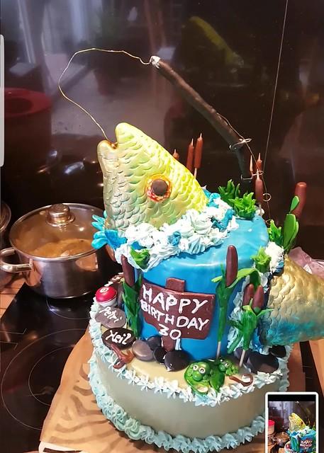 Cake by Jenni Bauer