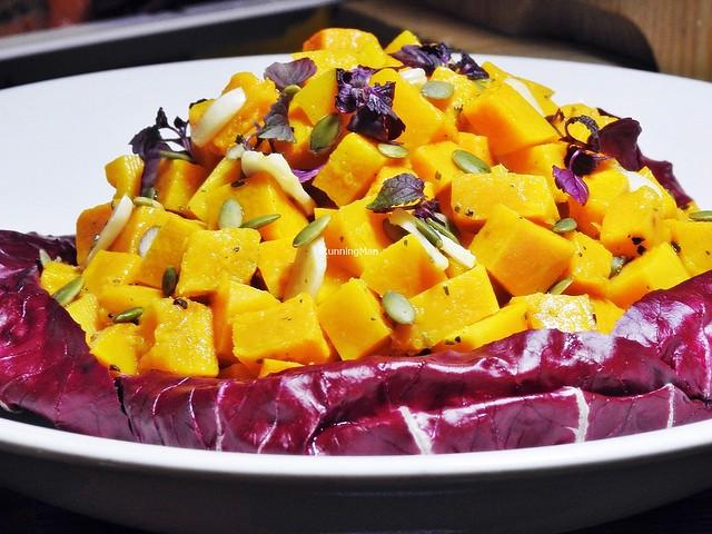 Butternut Squash & Pumpkin Salad
