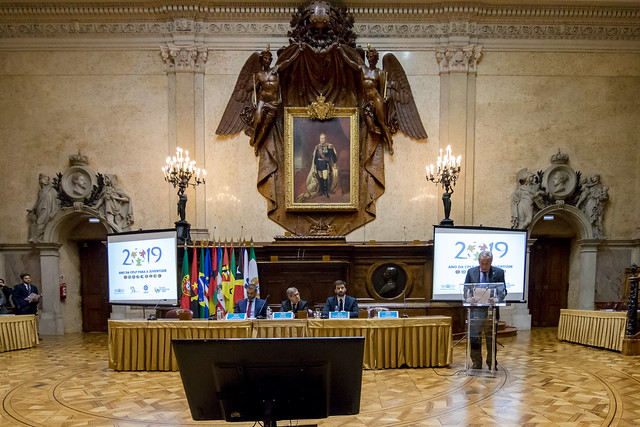 """19.01. Cerimónia de abertura do """"2019 - Ano da CPLP para a Juventude"""""""
