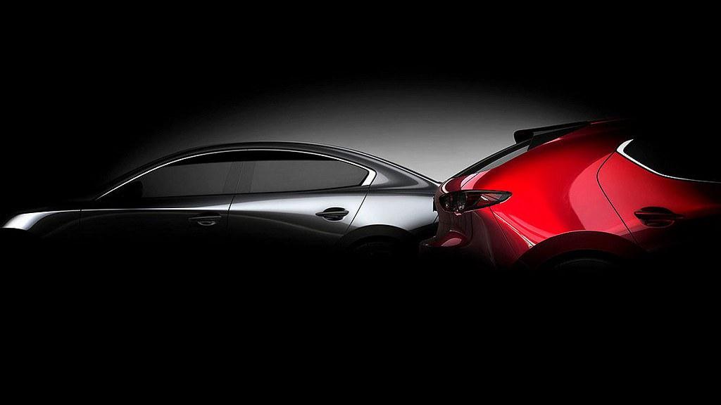 Mazda 3 cetvrta generacija 4am#