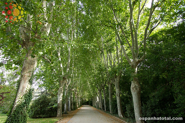 Campo del Moro, Madrid