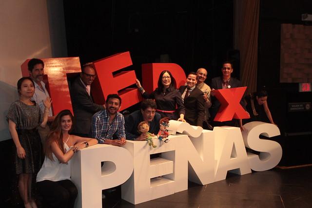 TedxPeñas 2018