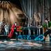 (L-R) Dorian Simpson, Isobel McArthur, Gyuri Sarossy and Ziggy Heath. Photo credit Mihaela Bodlovic