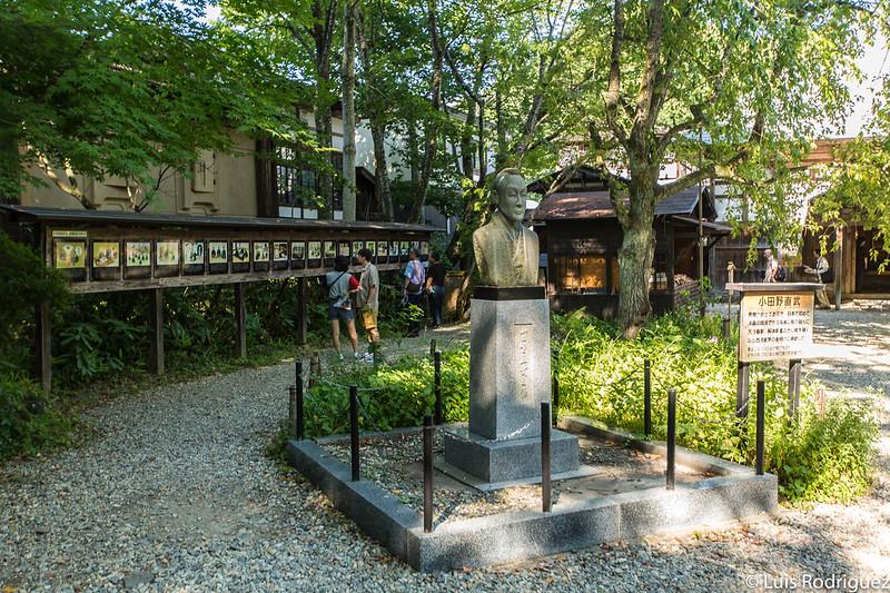 Estatua deOdano Naotake