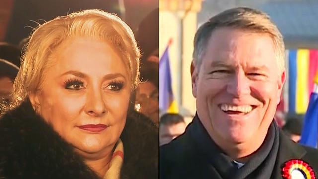 Viorica DĂNCILĂ HUIDUITĂ – IOHANNIS OVAȚIONAT de Ziua Națională a României 1 decembrie 2018