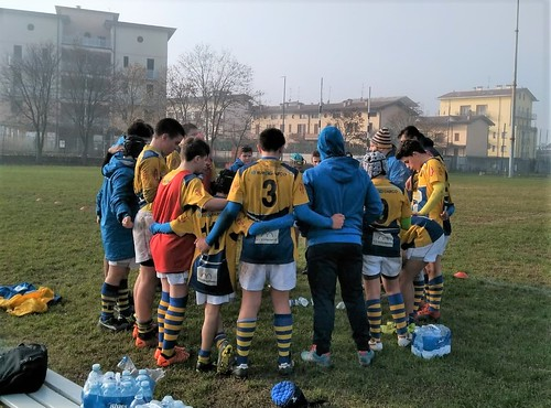 Under 14 a Piacenza vs Lyons