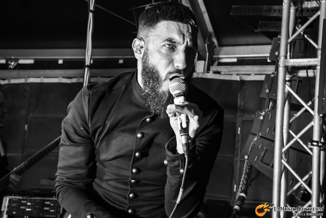 CALIBAN + LIONHEART @ Circolo Magnolia Milano 09/12/2018