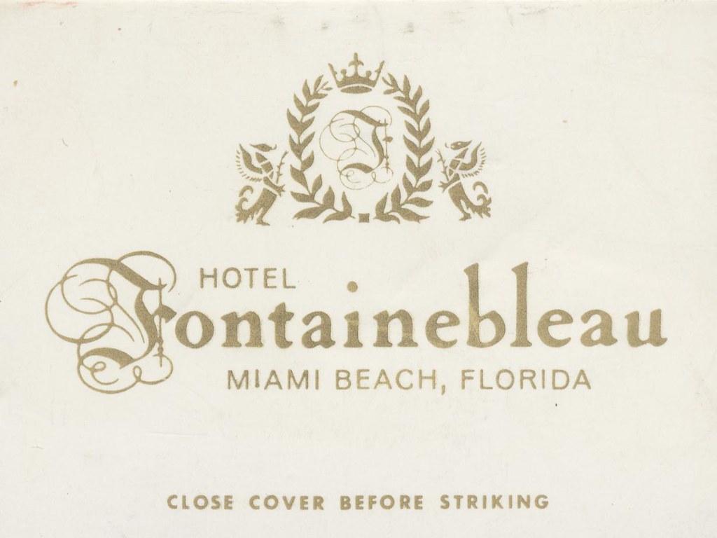 Hotel Fontainebleau - Miami Beach, Florida