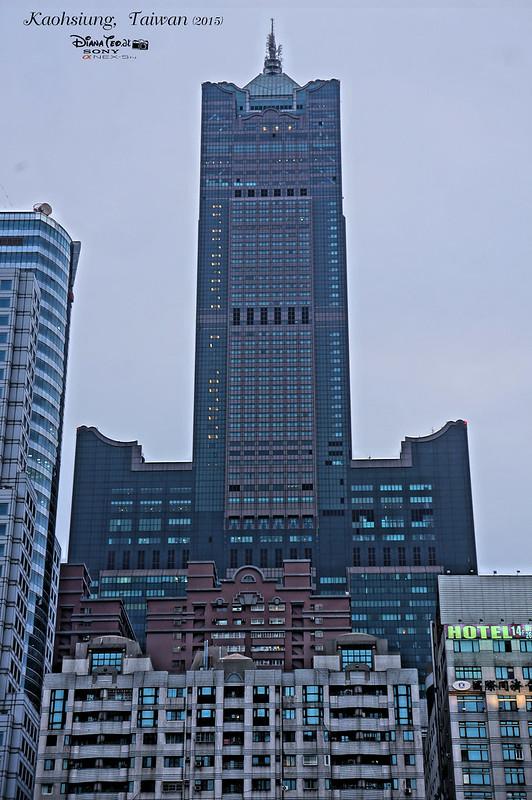 Taiwan Kaohsiung 85 Sky Tower