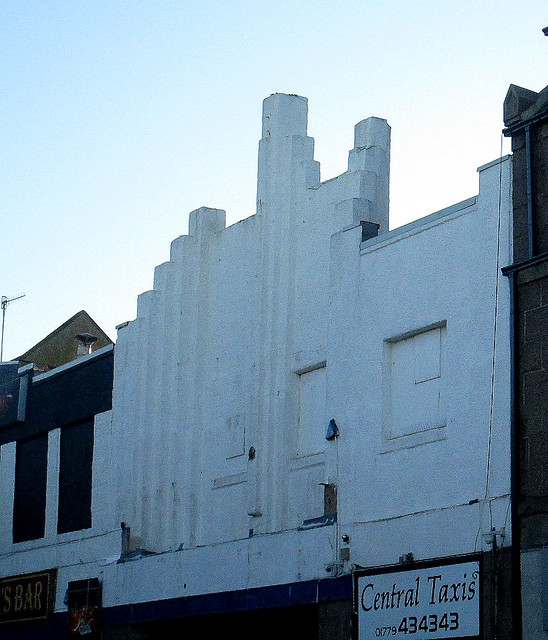 Former Regal/Kingsway, Cinema, Peterhead