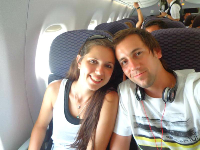 Avion a San Andres