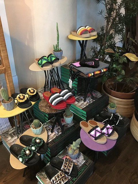 Manila House, slippers for sale