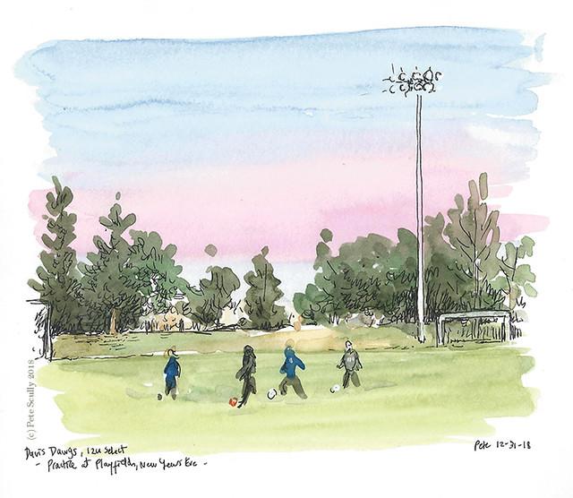 Playfields park