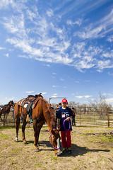 2018 Mar horsemanship