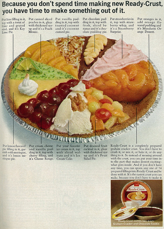 Keebler Ready-Crust 1966