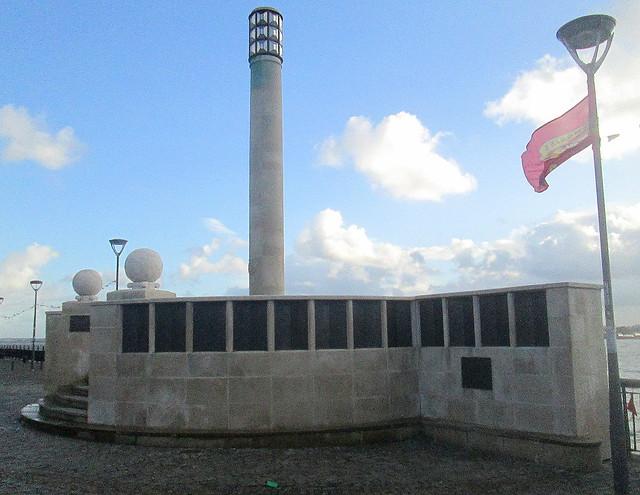 Liverpool, Naval War Memorial