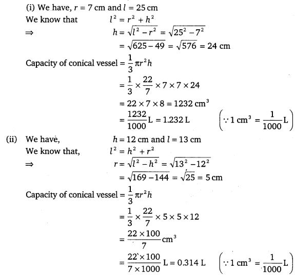 NCERT Solutions for Class 9 Maths Chapter 13 Surface Area and Volumes 44