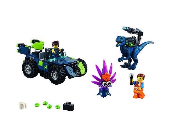 70826 Rex's Rex-treme Offroader