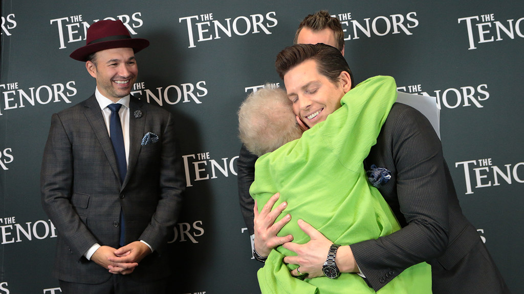 The Tenors Meet and Greet
