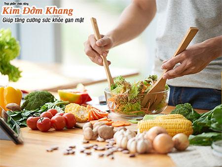 Sau cắt túi mật nên ăn nhiều chất xơ, hạn chế chất béo