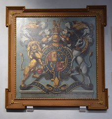 George III royal arms 1783
