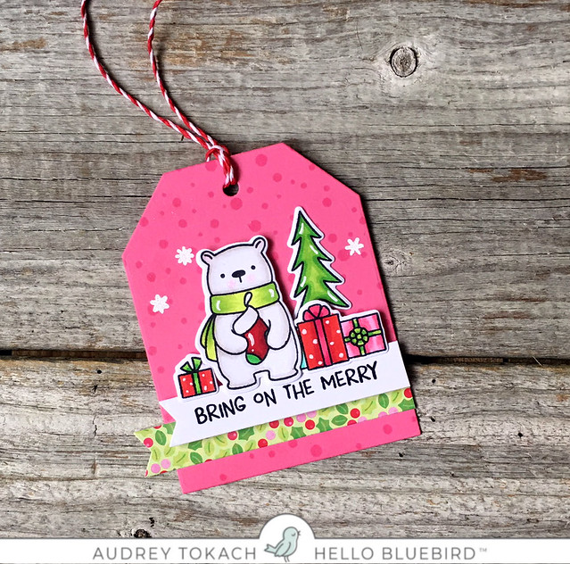 25 Days of Christmas Tags_HB
