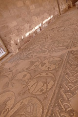Byzantine Church & Mosaics at Petra (6)