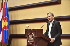 A tribute forum to commemorate the first death anniversary of Dr Surin Pitsuwan, the 12th Secretary-General of ASEAN (2008-2012)