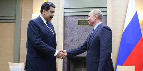 Presidente Vladimir Putin condenará cualquier intento de agresión contra Venezuela