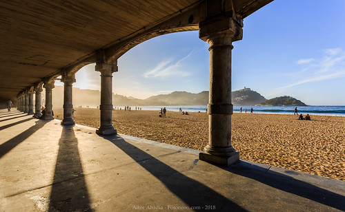 Donosti Beach | by fotoneoo