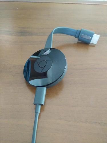 Chromecast collegamento
