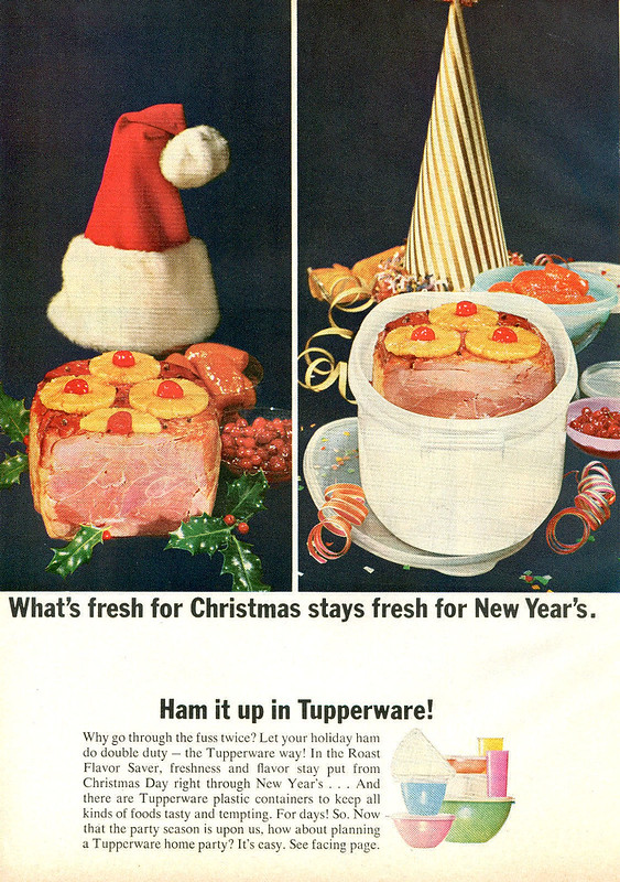 Tupperware 1964